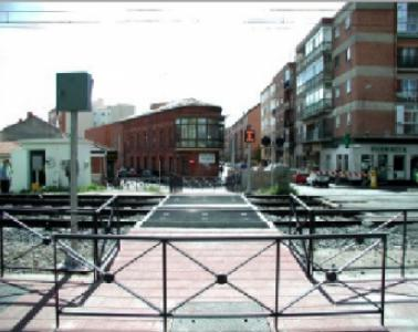 Supply and installation of pedestrian signalling in 56 level crossings of diverse lines