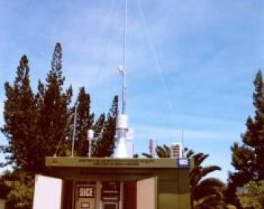 Air Quality Monitoring Network in Quito (Ecuador)