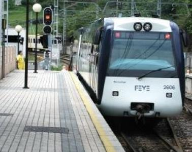 Security Installations, automatic locking and CTC at the stations of the route Nava-Infiesto