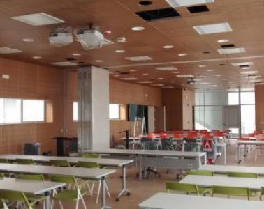 SICE will design and refurbish meeting and conference rooms in the Andina University of Cusco's general rooms building