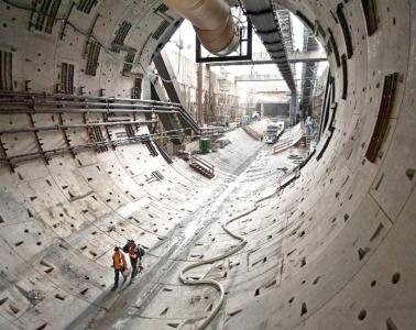 Low Voltage Systems for the  SR99 Alaskan Way Tunnel (Seattle Tunnel Partners (STP))