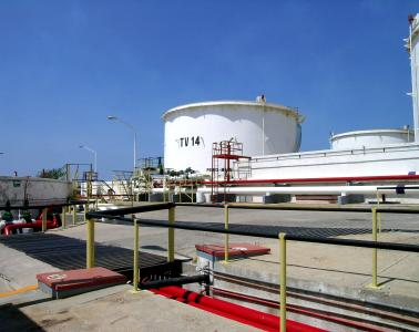 Automation of the La Paz liquid hydrocarbon storage and distribution terminal