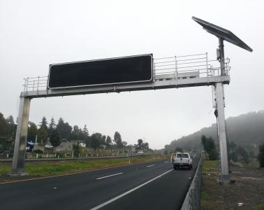 Toll, electronic toll, ITS and communication systems for the Atlacomulco-Maravatío stretch of road in Mexico