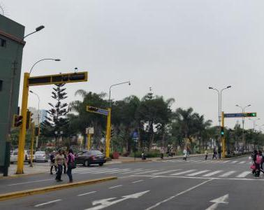 "SICE will deploy a new surveillance system within the ""D Traffic Light Network"" in Lima (Peru)"