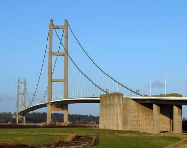 Renovation of the Humber Bridge toll and free flow system