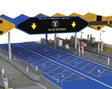 SICE will install toll lanes and gantries to deploy the IInd Phase of the Via-T Plus Project in La Roca toll (Barcelona)
