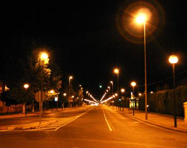 Maintenance and Improvement of Public Lighting facilities in Logroño
