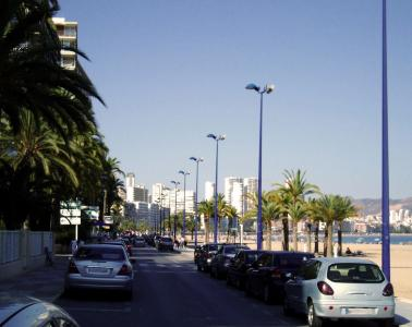 Conservation and Maintenance of Public Lighting in Benidorm (Alicante)