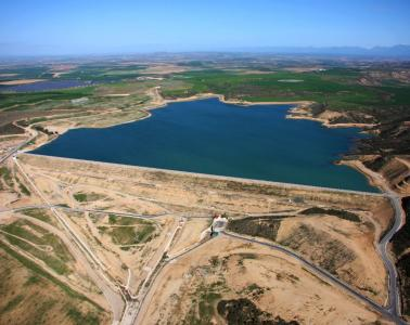 Remote control of the Terreu Channel and Las Fitas Dam Installations (Huesca)