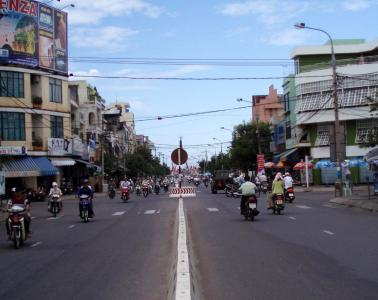 Sistema de Control de Tráfico para la ciudad de Danang (Danang Priority Infrastructure Investment Projects Management Unit)