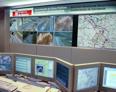 SICE will carry out the operation and maintenance of the Navarra Road Conservation Control Centre during the period 2017-2020