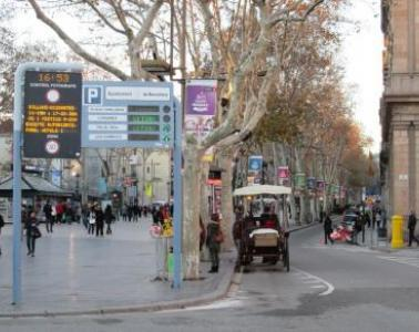 SICE will carry out the maintenance of the computer vision systems for traffic offenses in Barcelona