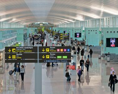 SICE will perform the maintenance service for the low voltage installation in the Barcelona-El Prat airport, for a three-year period