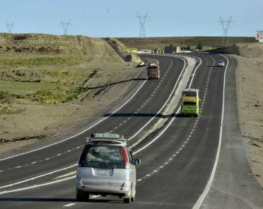 SICE begins its activity in Bolivia developing and supplying checkpoints for weight control and toll collection carrying out a transportation study concerning the whole road network in the country