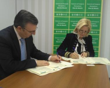 Regional Government of Andalusia and SICE sign a contract to refurbish ticketing systems on an integrated fleet belonging to the Regional Transport Consortium