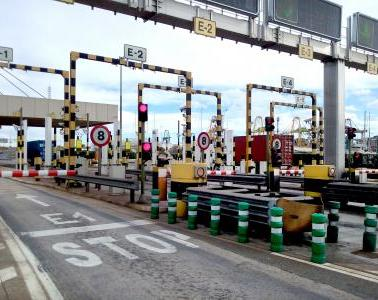 SICE will upgrade the entrance systems for Port of Valencia's southern access