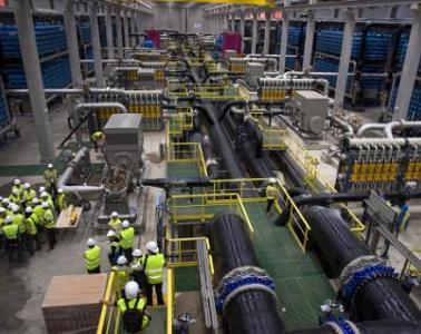 "Automation and Control of the ""El Prat"" Sea Water Desalination Plant"