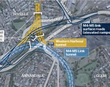SICE expands its scope of works in the Rozelle Interchange Project