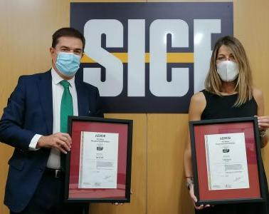 SICE Australia/New Zealand obtains AENOR certification in Anti-bribery Management Systems in compliance with ISO 37001