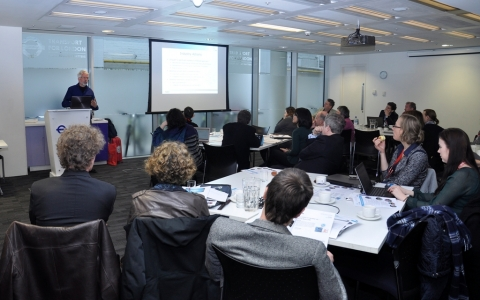 SICE participa en el evento final del Proyecto VRUITS organizado en colaboración con Transport for London (TfL)