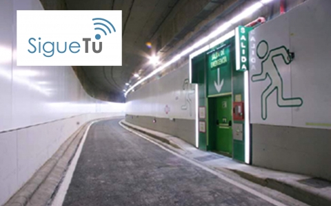SigueTu- Emergency Tunnel Intelligent Management System