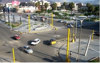Chimbote traffic control system