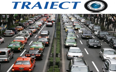 TRAIECTO – Journey times by wireless acquisition and estimation of traffic conditions for optimization