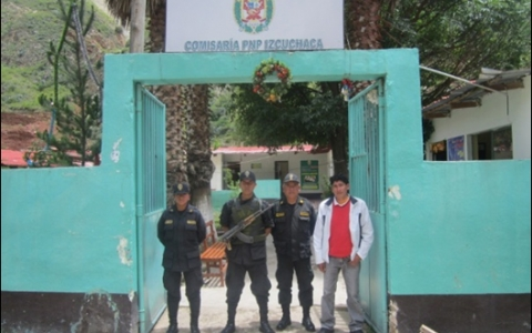 ASBANC awards SICE the first work package of the Renewal Program for Police Stations in Peru