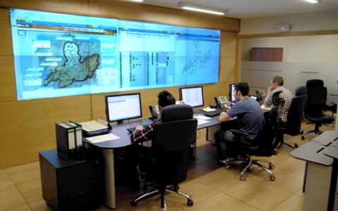New control centre opened in Orense to control the Miño–Sil catchment area