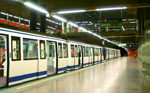 Metro de Madrid awards the companies SICE and SICE Seguridad the contract for the Video surveillance Systems Integral Maintenance and Access Control in its stations