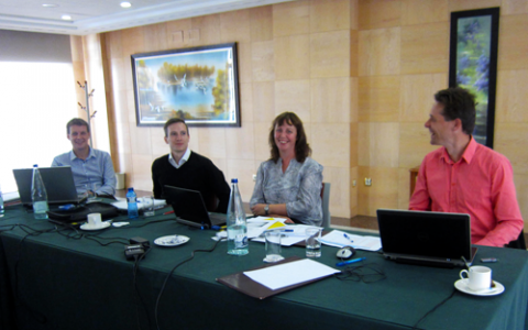 VRUITS Project consortium meeting in Madrid