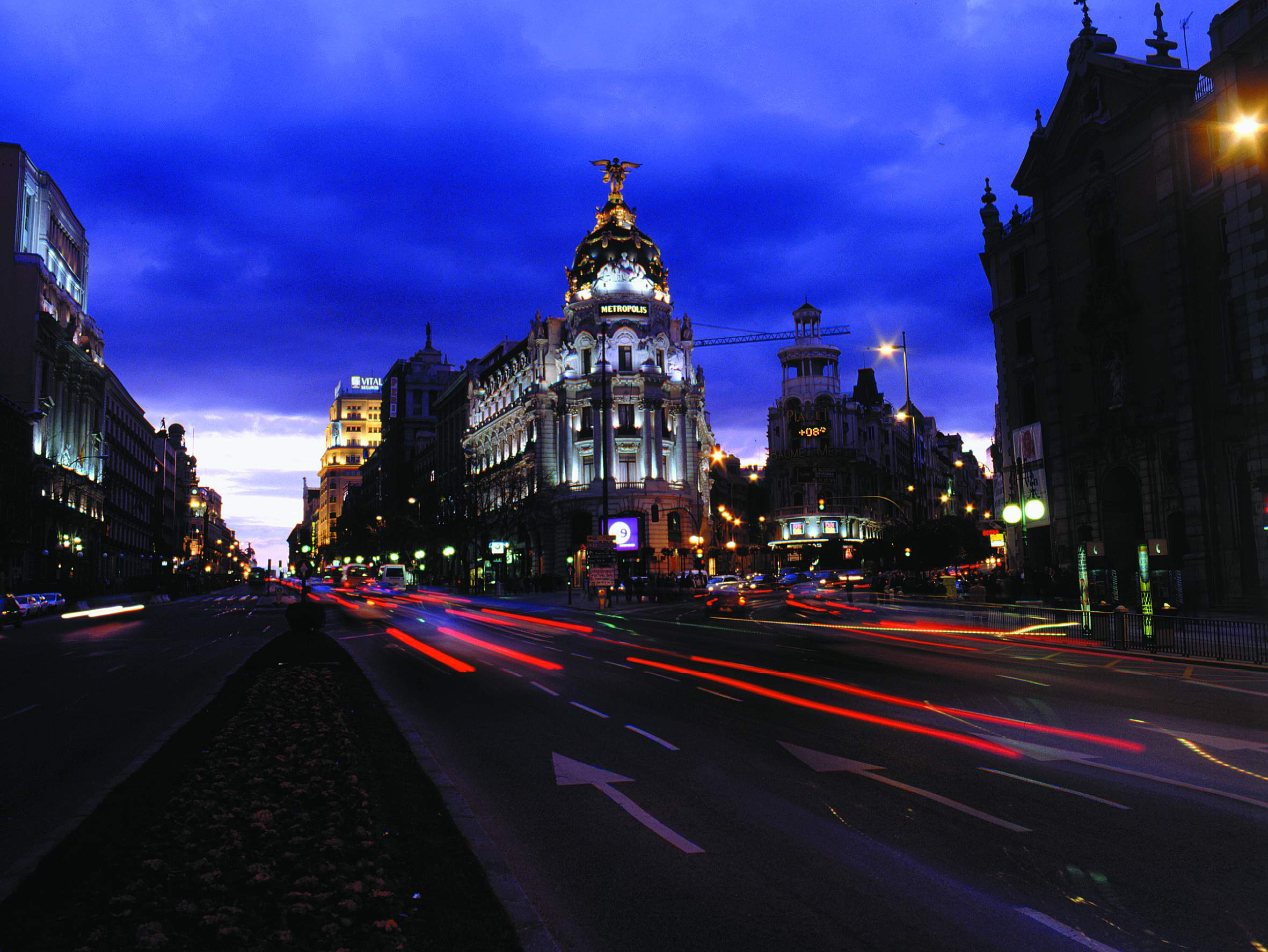 Integral and energy management of urban installations in the city of Madrid (lots 1 and 2)