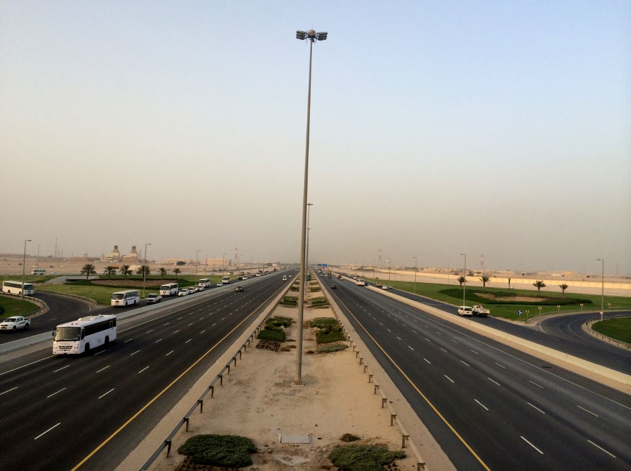 Advanced Traffic Management System (ATMS) on Salwa and Dukhan Highways