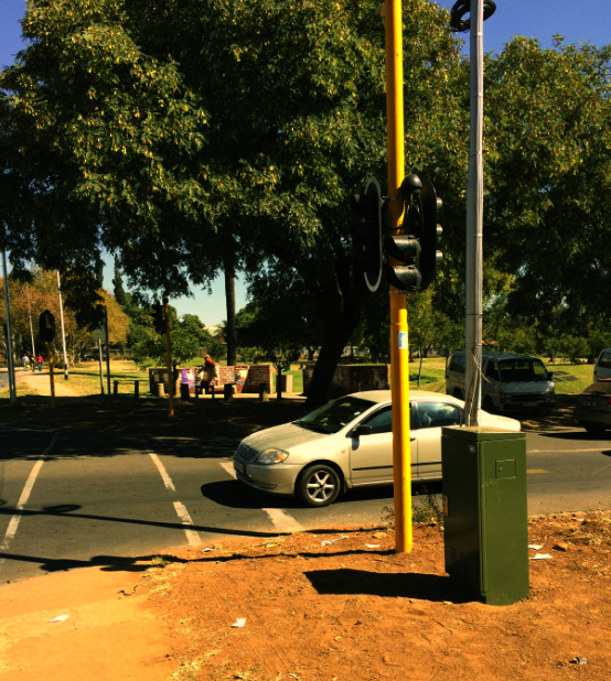 Supply and installation of an adaptive traffic control system for the city of Tshwane