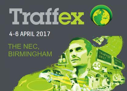 From April 4th to 6th SICE will be present in TRAFFEX 2017 (Birmingham)