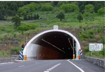 SICE will renew DAI and CCTV systems in the tunnels of the island of La Palma
