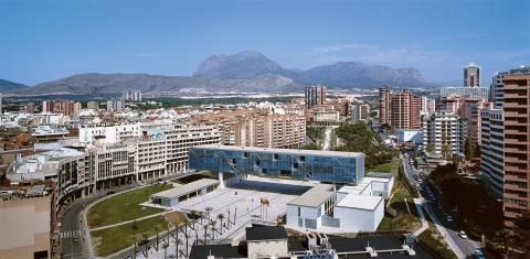 SICE will be in charge of the comprehensive maintenance of the facilities belonging to the Benidorm City Council