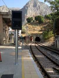 RENFE Viajeros awards SICE the full maintenance of single-agent systems in Malaga and Seville Cercanías stations (suburban trains)