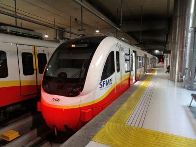 Serveis Ferroviaris de Mallorca (SFM) awards SICE the contract to supply train-to-ground TETRA communication terminals for its 8100 series trains