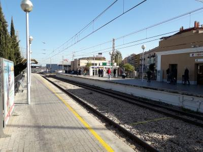SICE has been awarded the contract for the enclosure project of the Paiporta station at Valencia's Metro Network
