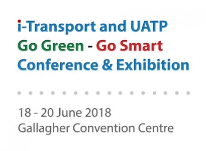 "SICE South Africa will be present at the i-Transport & UATP Conference and Exhibition ""Go Green - Go Smart"" 2018 from June 18 to 20"