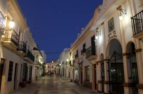 SICE will manage the public lighting installations for Moguer Town Council