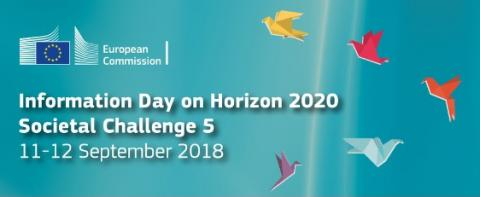 SICE will participate on 11 and 12 September in the H2020 event in Brussels