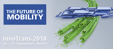 SICE will participate in the most important railways gathering of the year, InnoTrans 2018