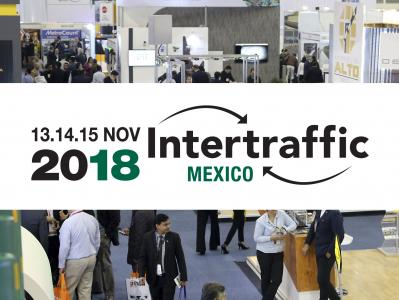 SICE will participate in Intertraffic Mexico 2018 from November 13th to 15th
