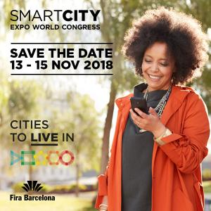 SICE will participate in the Smart City Expo World Congress held from November 13 to 15 in Barcelona