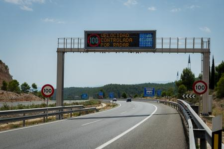 The DGT awards SICE the maintenance and operation of ITS facilities managed from the Traffic Management Center in Levante