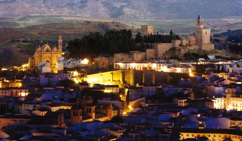 The Energy efficiency improvements in outdoor lighting project of Antequera was nominated as finalist for the EnerTIC 2018 Awards