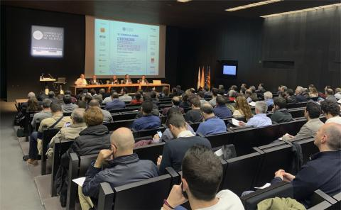 SICE participated in the VI Conference on Safe, Sustainable and Smart Cities