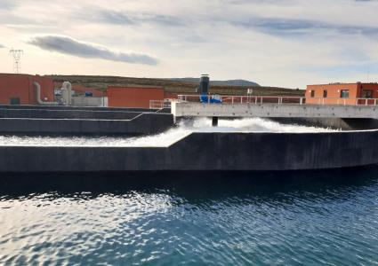 WWTP of Ali Mendjeli (Algeria) is running at full capacity after the completion of the execution phase